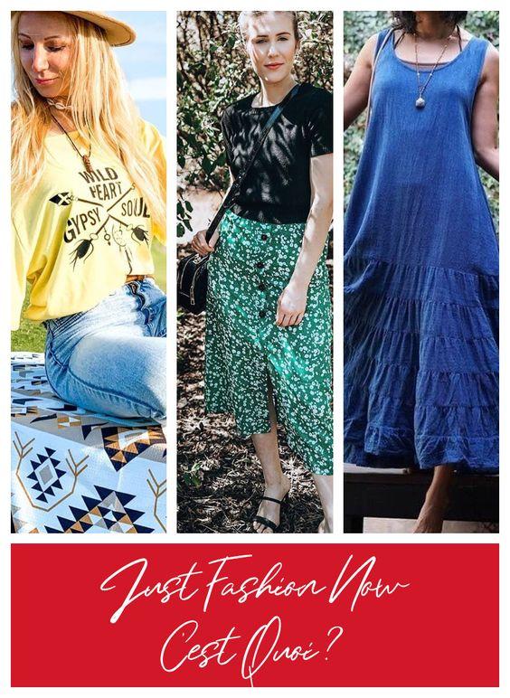 Teste & Avis : Just Fashion Now c'est quoi ? et Quel est le pays d'origine.