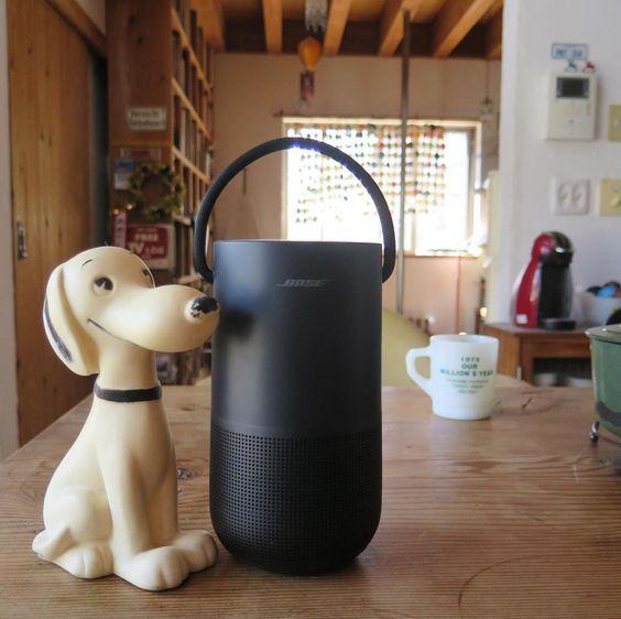 test Test Bose Portable Home Speaker