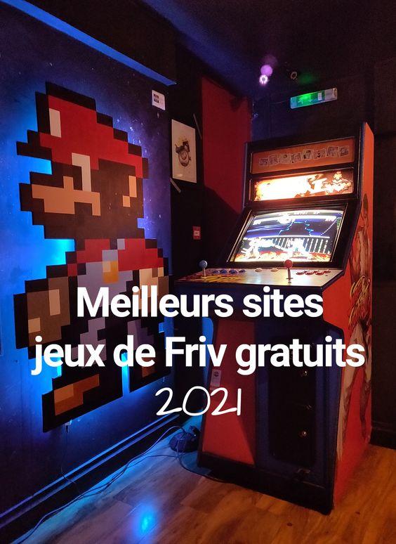 Top Meilleurs sites jeux de Friv gratuits