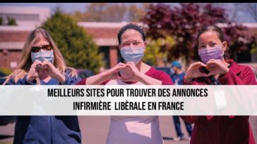 10 Meilleurs Sites pour Trouver des Annonces infirmière libérale en France