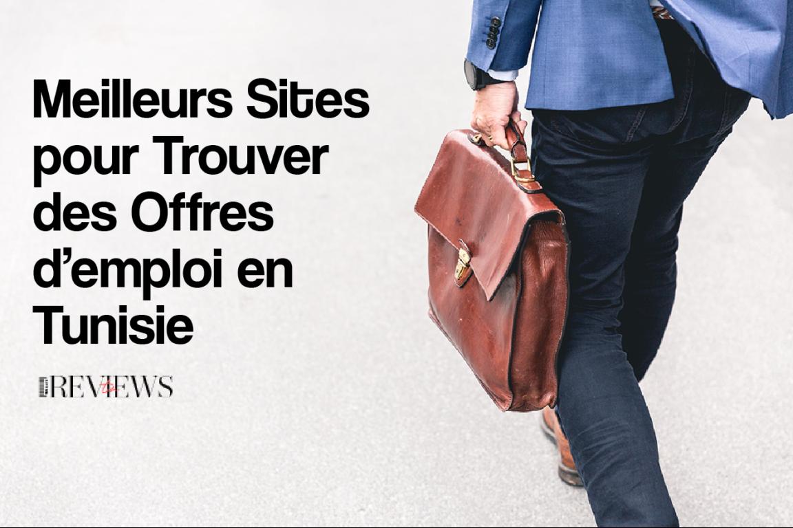 22 Meilleurs Sites pour Trouver des Offres d'emploi en Tunisie 2021