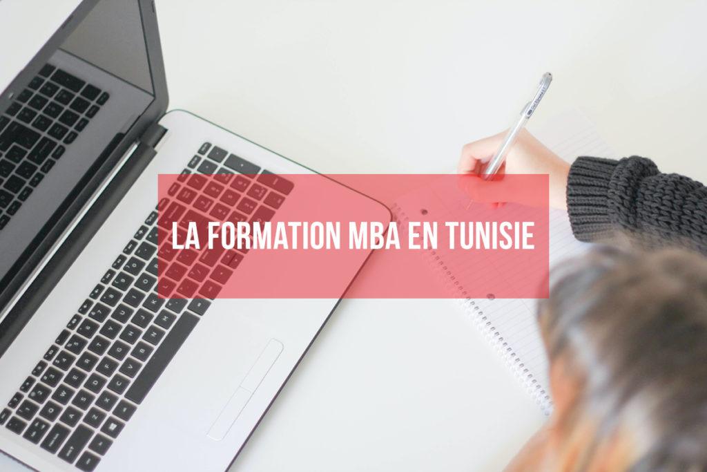 La Formation MBA en Tunisie