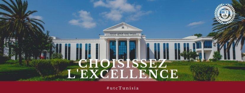 La formation MBA chez l'Université Tunis Carthage (UTC)