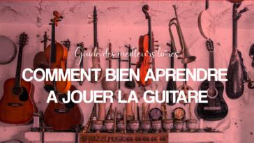 Meilleurs livres pour apprendre la guitare en autodidacte 2021