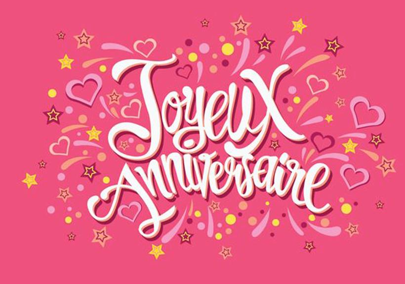 Messages joyeux anniversaire pour amis et proches