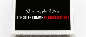 Top 10 Sites Similaires pour regarder des Films et Séries sans compte