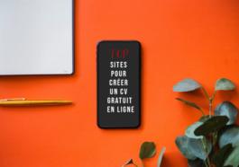 sites pour Créer un CV gratuit en ligne