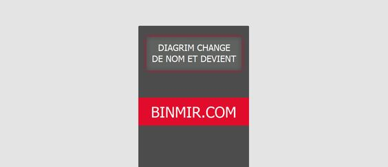 changement des adresse entre le légendaire site de streaming Diagrim a Binmir