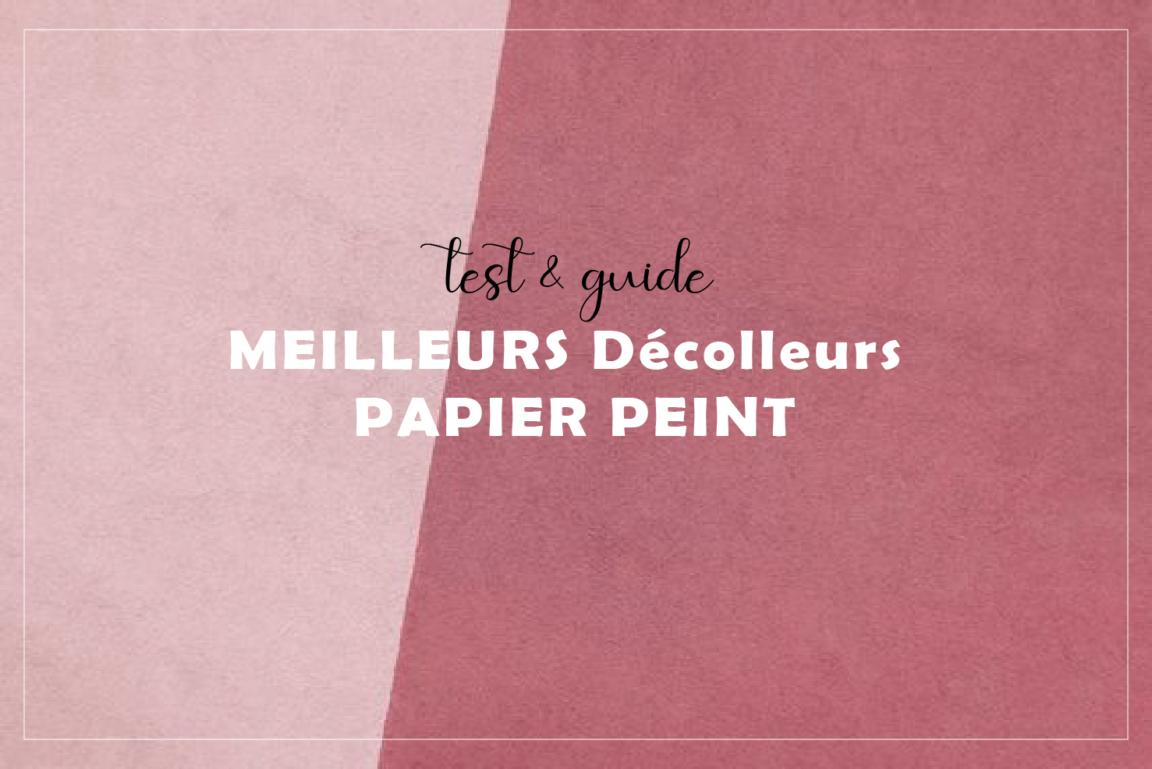 Liste Les Meilleurs décolleurs papier peint pour enlever facilement du vieux papier peint (édition 2021)