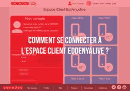 Guide : Comment se connecter à l'espace client Eddenyalive Ooredoo Tunisie ?