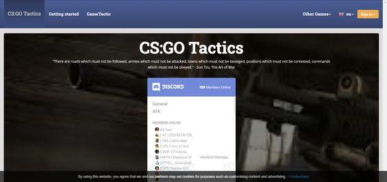 Meilleures Alternatives de Katanapp - CSGO Tactics