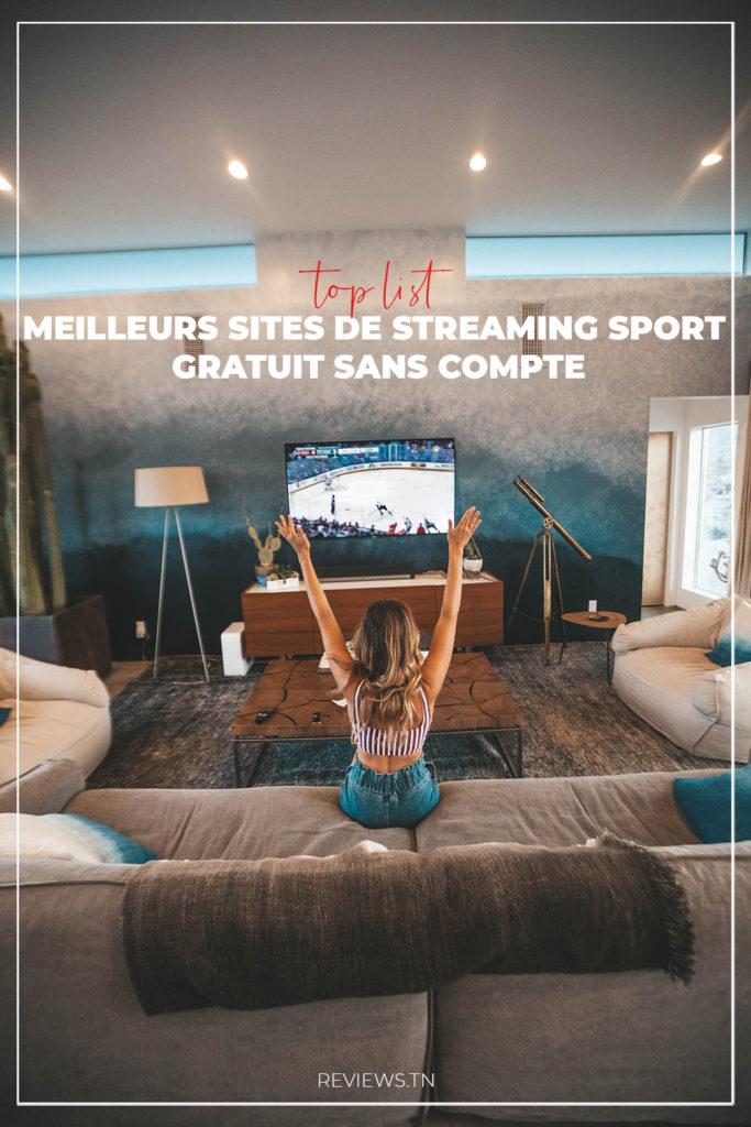 Meilleurs Sites de Streaming Sport Gratuit sans compte