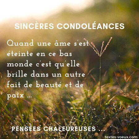Messages de condoléances courts pour un Ami