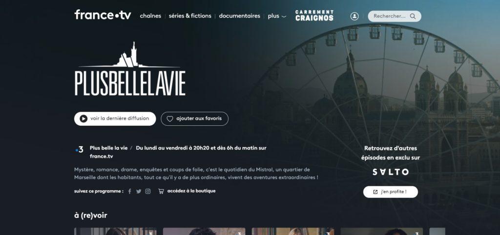Plus belle la vie - Replay et vidéos en streaming sur France tv