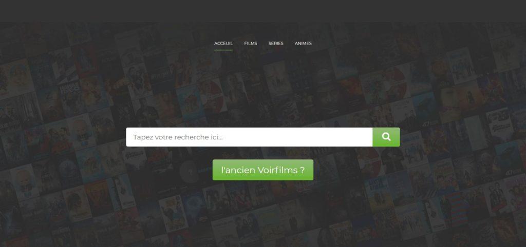 Voirfilm - Voir films et séries en Streaming VF et VOSTFR en illimité