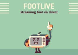 Footlive : 20 Meilleurs Sites de Streaming Foot pour regarder les Matchs en Direct