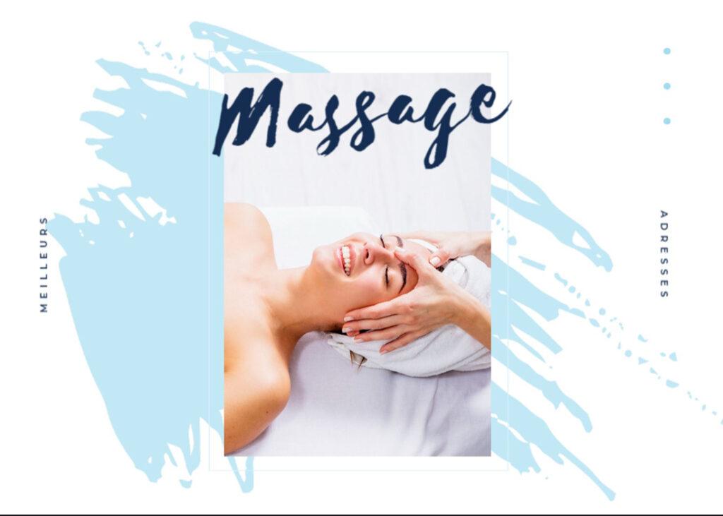 Meilleurs centres de massage à Paris et ses arrondissements pour hommes et femmes