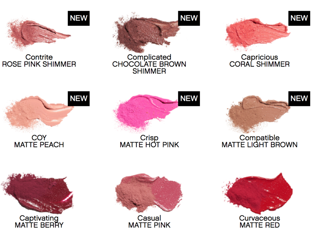 Moodstruck-Crush Colors lipstick