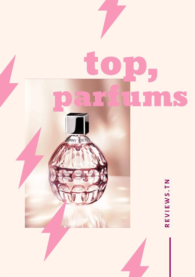 Quel est le parfum qui sent le plus bon ?