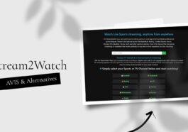 Stream2watch : 10 Meilleurs sites de Streaming Foot en Direct Gratuit sur internet