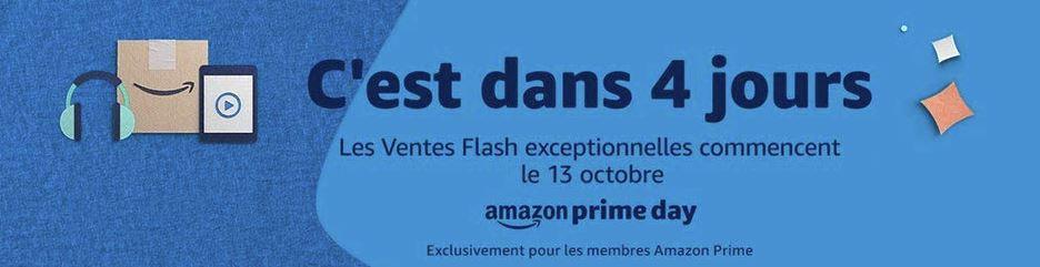 Amazon Prime Day 2020 : C'est quoi ?