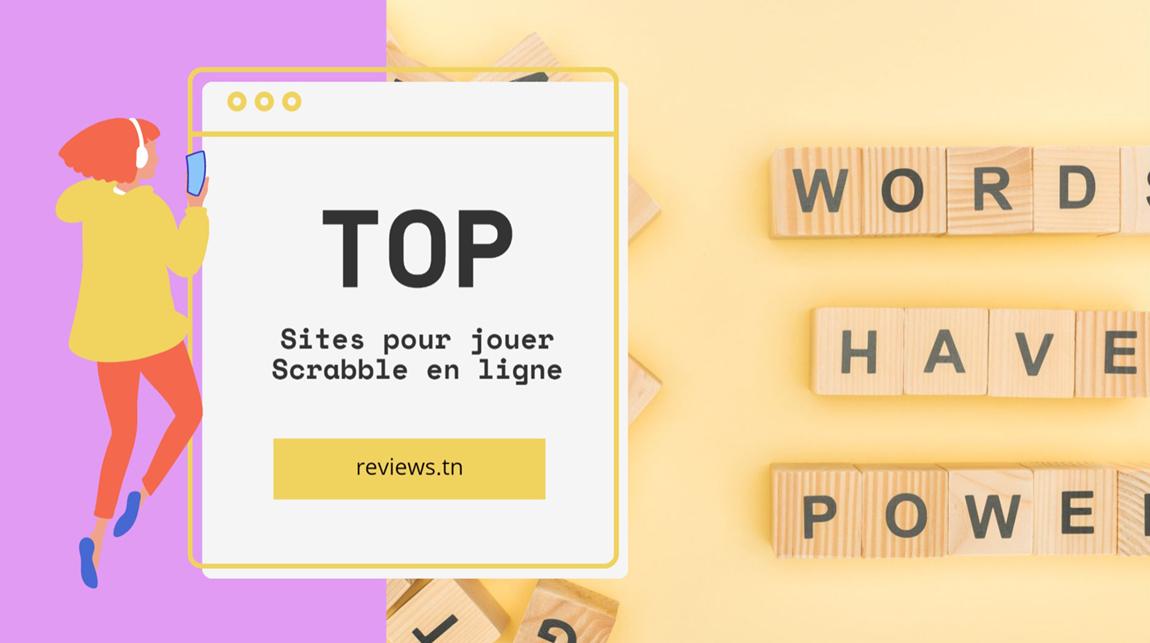 Liste : 10 Meilleurs sites gratuits pour Jouer au Scrabble en ligne