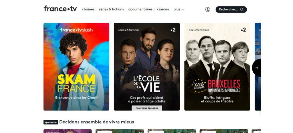 France tv - Replay et Direct tv des chaînes France Télévisions