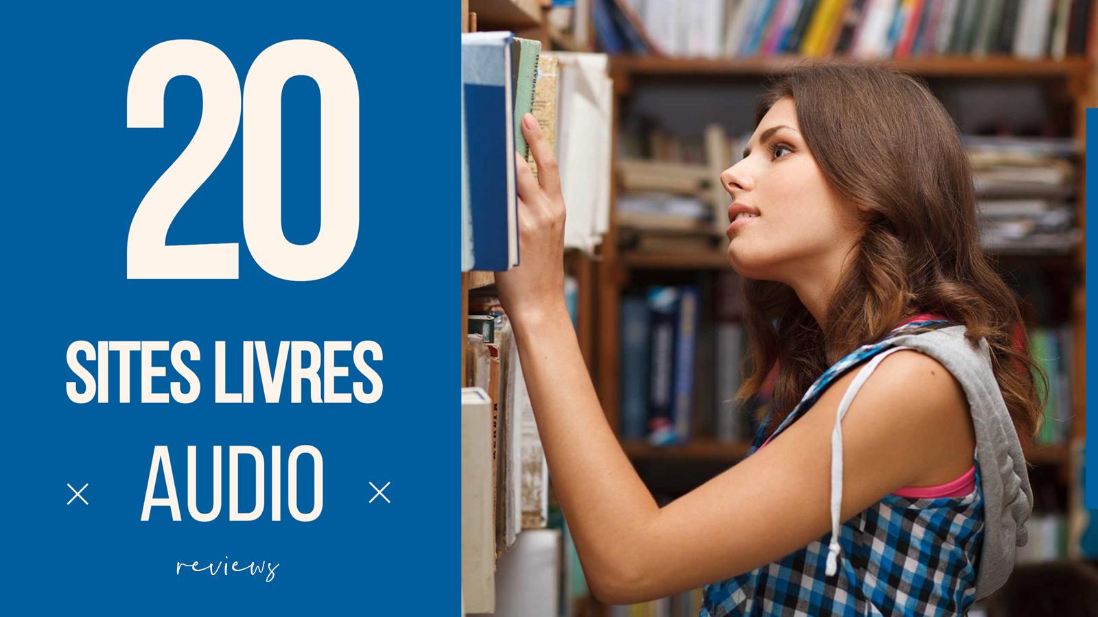 Top : 20 Meilleurs Sites pour écouter des Livres Audio Gratuits en ligne