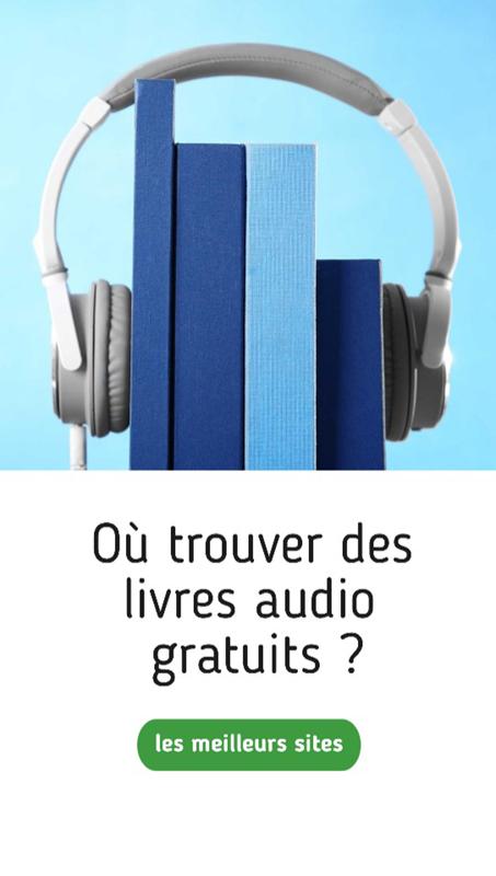 Où trouver des livres audio gratuits - Meilleurs sites pour écouter des livres audio gratuits