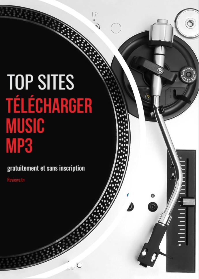 Top Sites de téléchargement de musique gratuite
