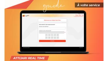 Guide : Utiliser Attijari Real Time pour gérer votre compte bancaire en ligne