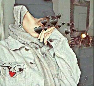 hijabista photo de profil instagram