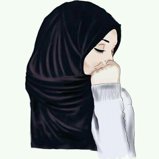 hijab photo de profil originale pour Facebook et instagram