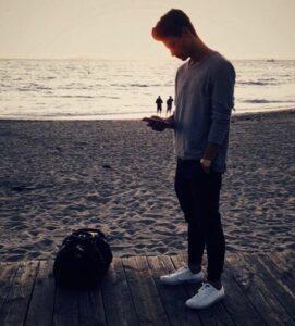 photo de profil instagram homme