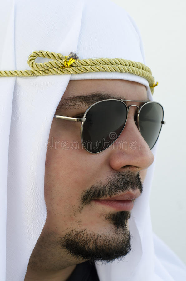 photo profil homme arabe
