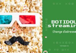Botidou: เว็บไซต์สตรีมมิ่งฟรีเปลี่ยนที่อยู่