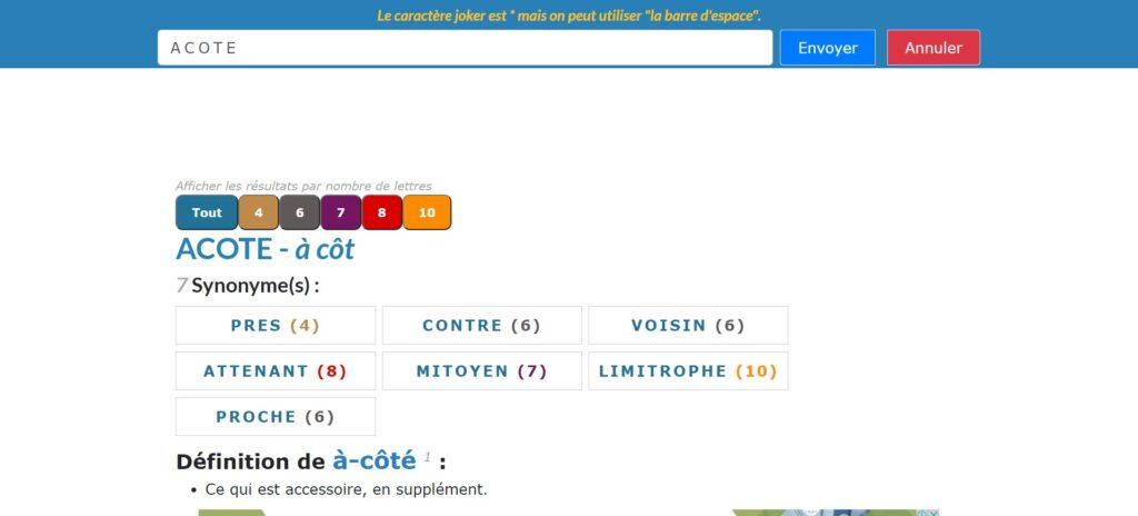 solutions mots croisés avec fsolver.fr