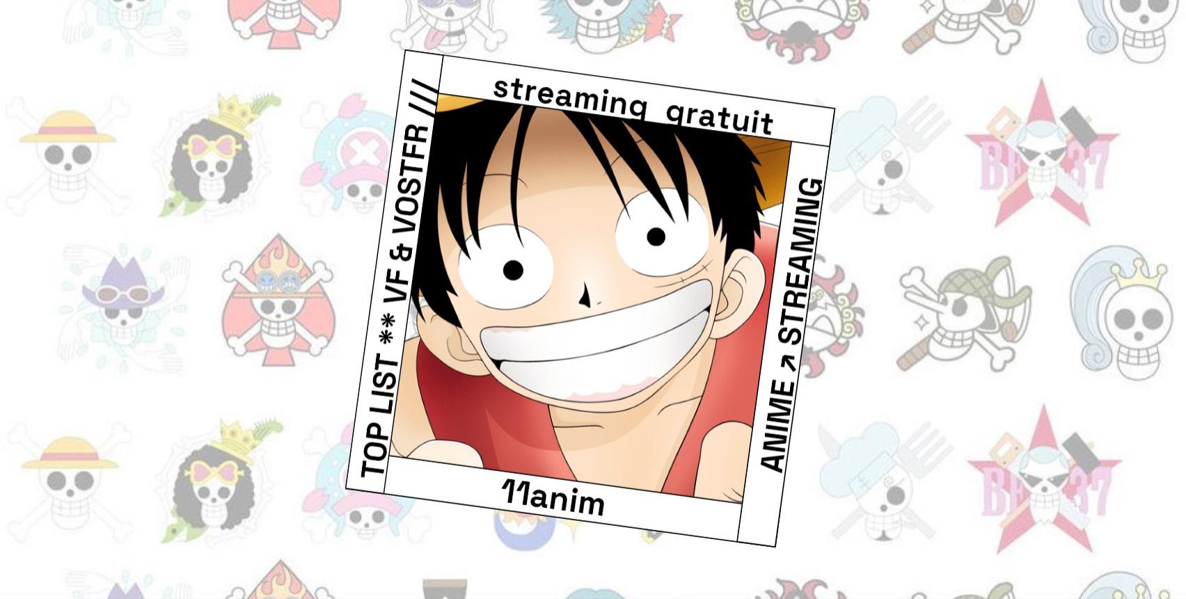 11anim : 10 Meilleurs Sites de Streaming Gratuits pour Regarder One Piece en VF