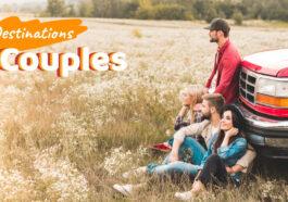 Adresses : Idées de lieux romantiques pour voyager et rencontrer l'âme sœur