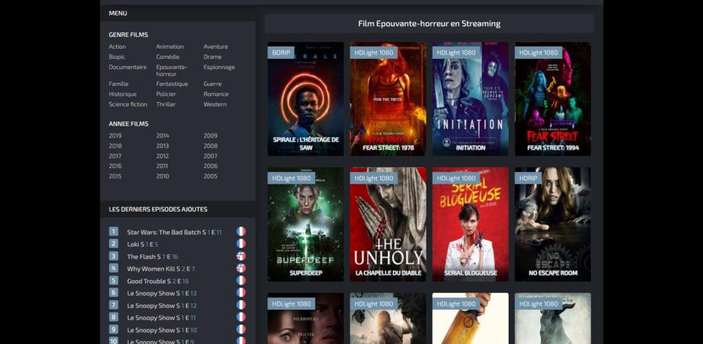 Cinezzz.net la nouvelle adresse qui marche