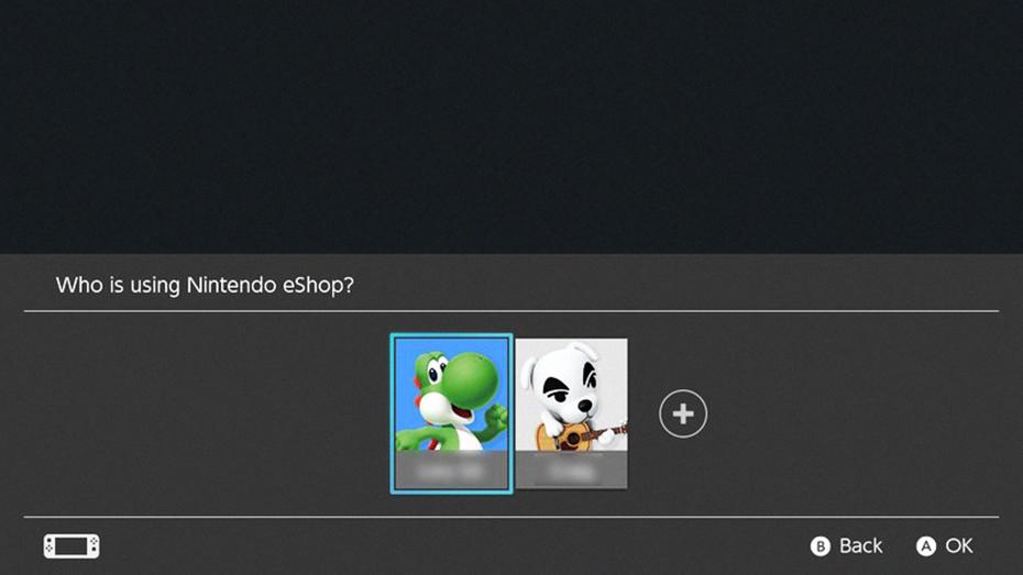 Configurer un compte Nintendo sur la Switch pour pouvoir accéder à l'eShop et telecharger des jeux gratuit switch