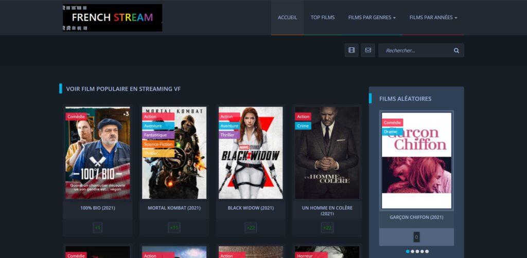 French Stream : Regarder Streaming Films en Français