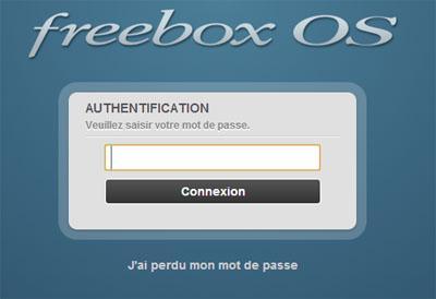 Mafreebox.Freebox.Fr Connexion