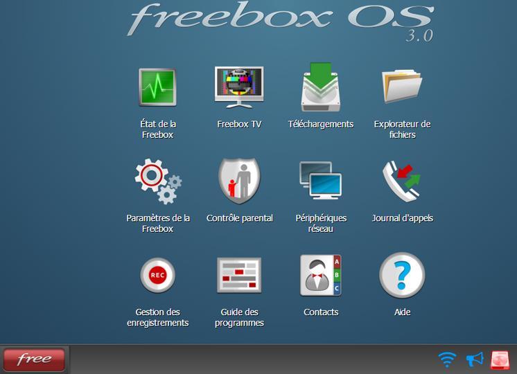 Paramétrer le routeur de la Freebox OS