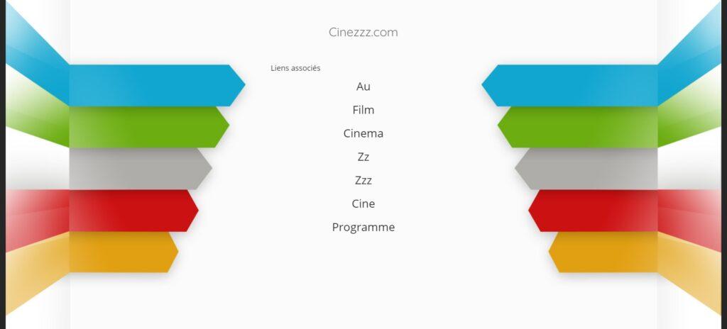 cinezzz.com ne fonctionne pas