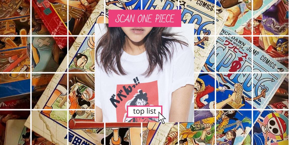top Meilleurs Sites pour lire les Scan One Piece en ligne Gratuitement