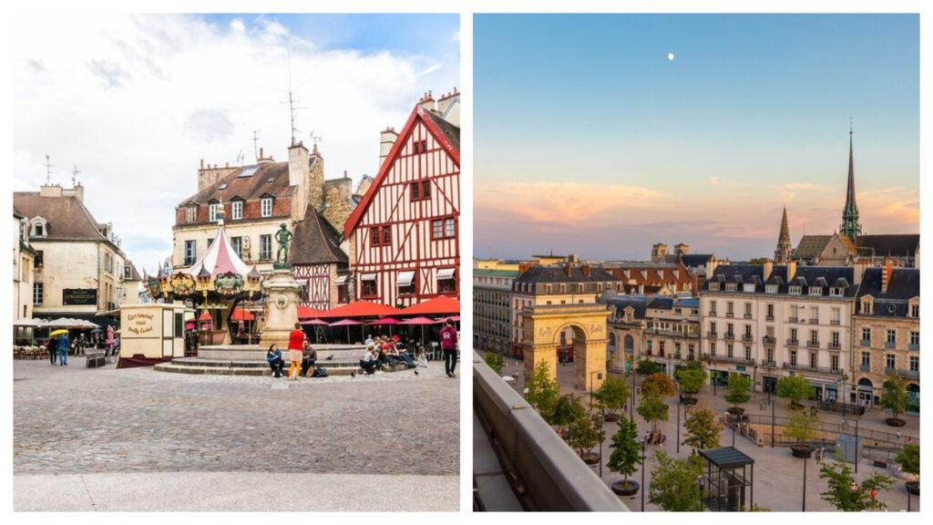 voyager avec votre moitié - Dijon, France