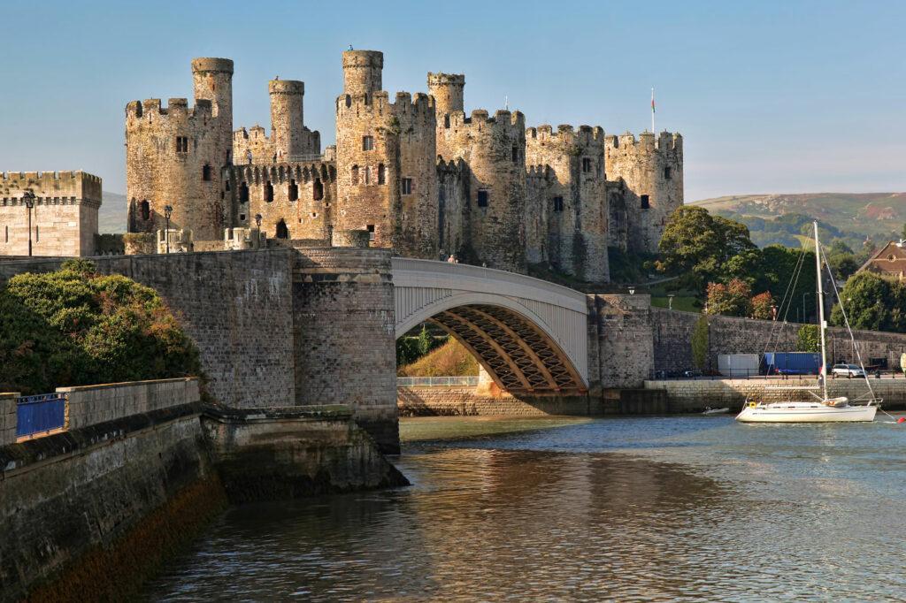 Pays commencent par la lettre W - Wales (Pays de Galles)