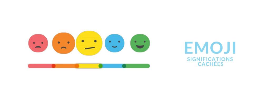 signification des émoticônes et smileys