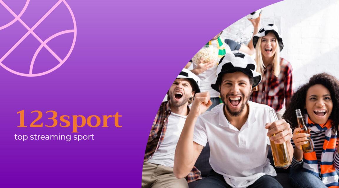 123sport - Meilleurs sites pour regarder du Football en Streaming Gratuitement